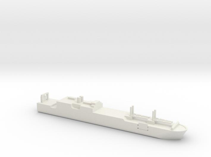 1/1250 Scale USNS Gordon T-AKR 296 3d printed