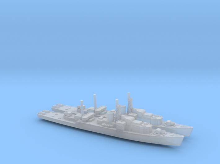 Loch Class x2 1/2400 3d printed