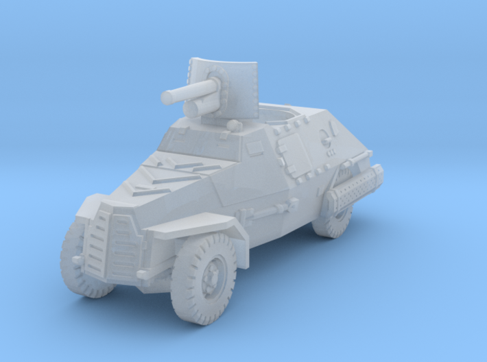 Marmon Herrington mk2 (47mm gun) 1/160 3d printed