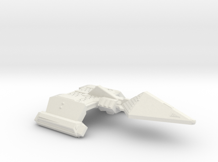 3125 Scale Neo-Tholian Heavy Command Cruiser SRZ 3d printed