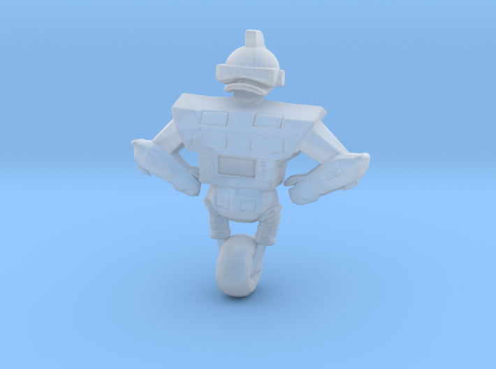 Gizmoduck survivor 1/60 miniature for games andRPG 3d printed