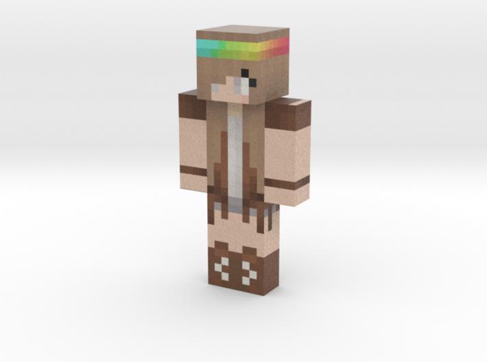 asdf | Minecraft toy 3d printed