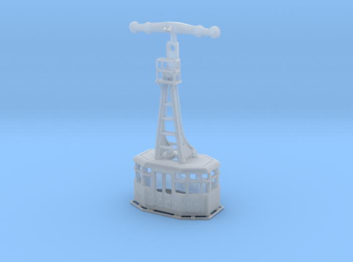 cabine 3d printed