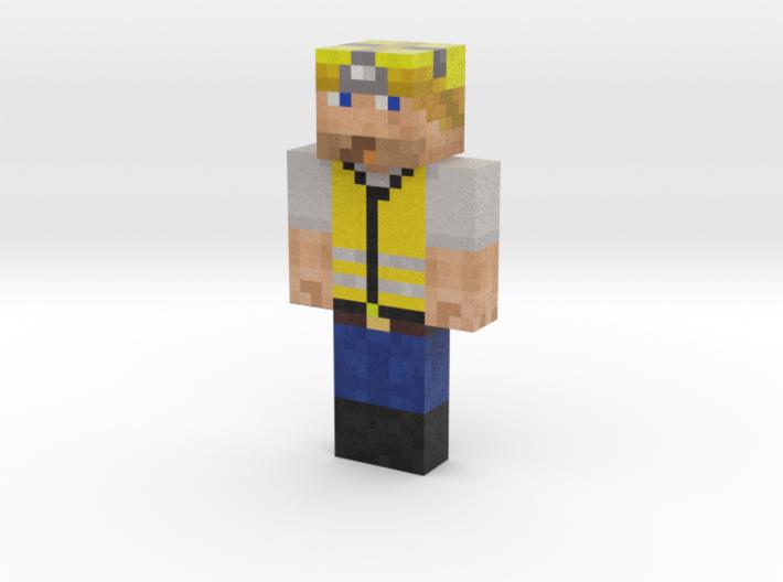 DeStevigeBouwer | Minecraft toy 3d printed