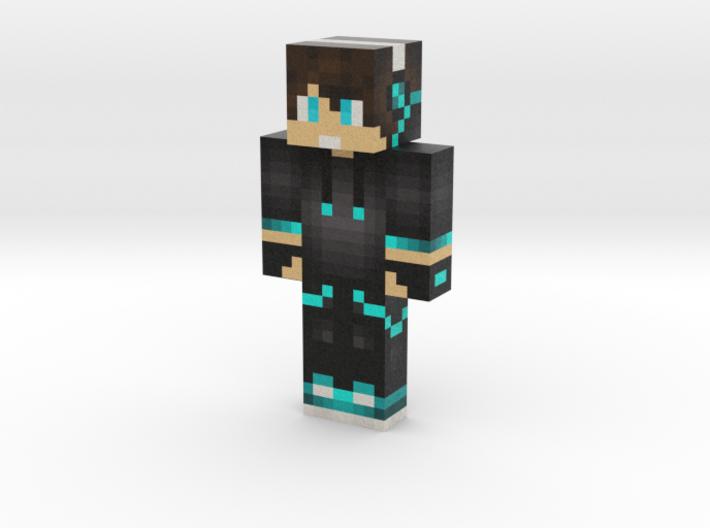 Sydney2 | Minecraft toy 3d printed