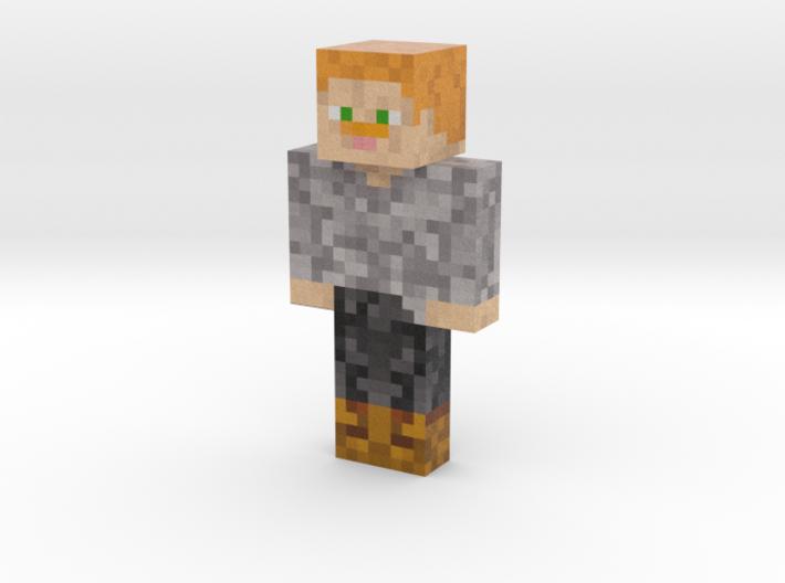 shibu07 | Minecraft toy 3d printed