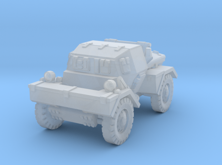Daimler Dingo mk1 (closed) 1/285 3d printed