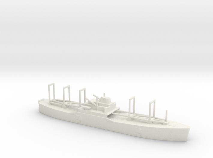 1/1800 Scale USS Comet T-AKR-7 3d printed