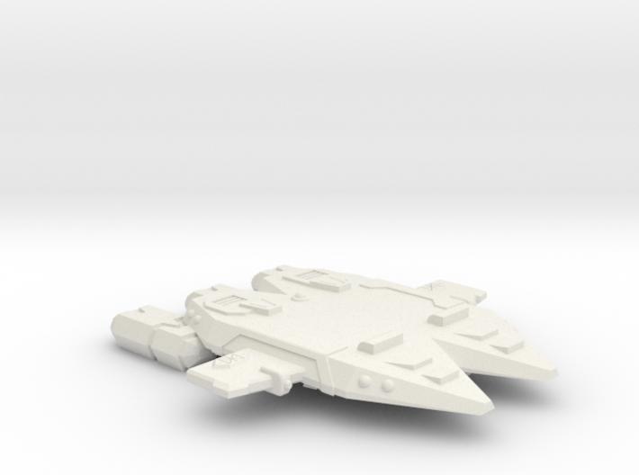 3788 Scale Orion Double Raider Cruiser CVN 3d printed