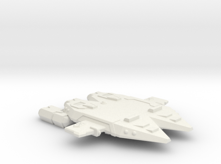 3125 Scale Orion Double Raider Cruiser CVN 3d printed