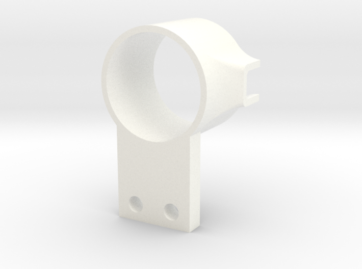 Gizmo V1 Knuckle Mount Right 3d printed