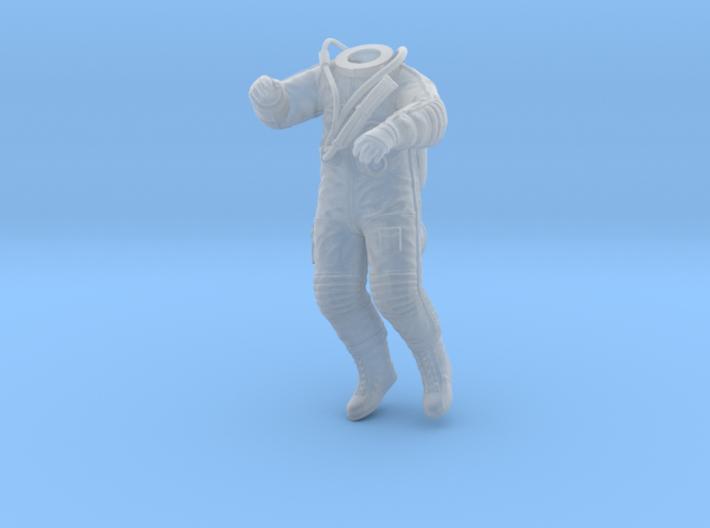 Alexei Leonow / First EVA / 1:18 3d printed