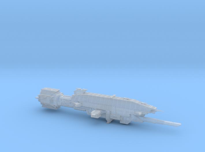 Warlock-HEX-armour 3d printed