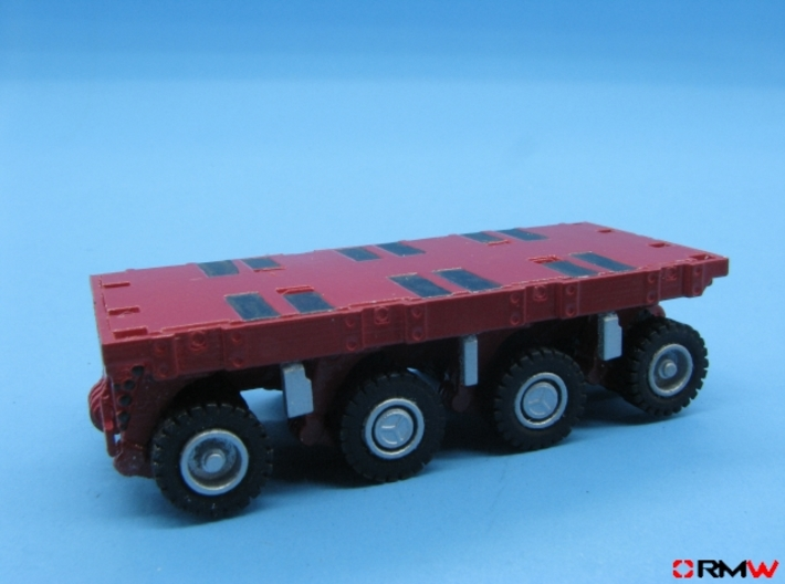 HO/1:87 spmt 4 axles (without ppu) 3d printed painted & assembled