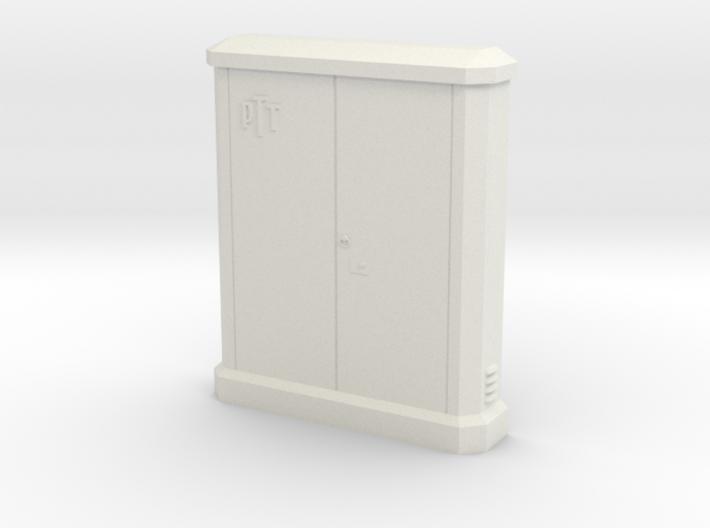 1/87 sub distributor PTT / sous répartiteur PTT 3d printed