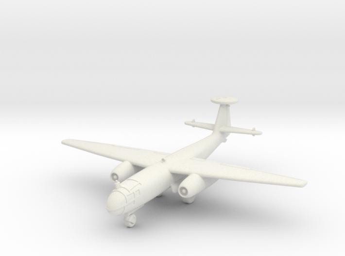 (1:144) Arado Ar 234B w/ Tail Radar (Gear down) 3d printed