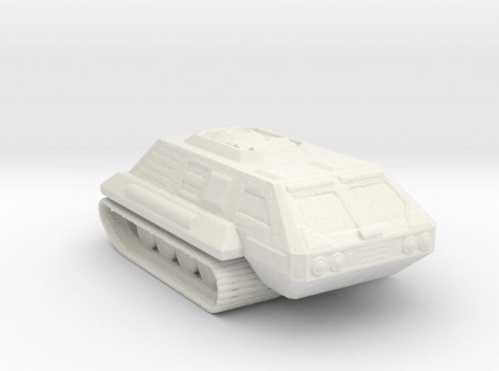 Scout Landram 160 Scale 3d printed