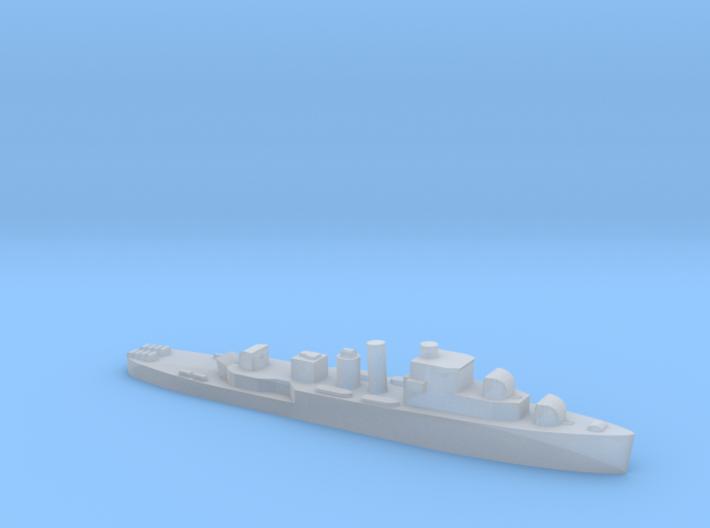 HMS Bittern 1:1800 WW2 sloop 3d printed