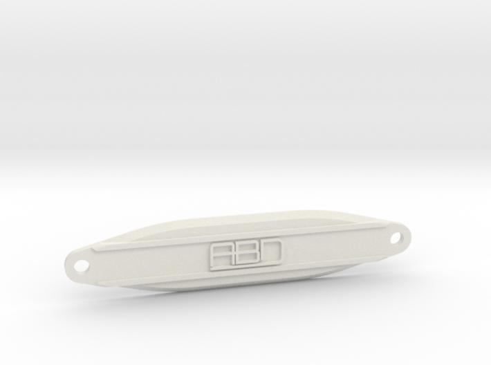 battery holder for tlr scte 3d printed