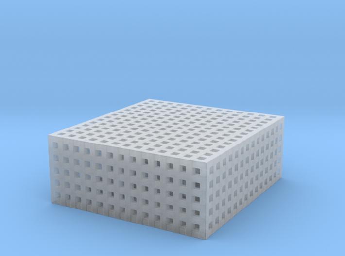 "1/600 DKM 10.5 cm/45 (4.1"") SK C/32 Set x5 3d printed"