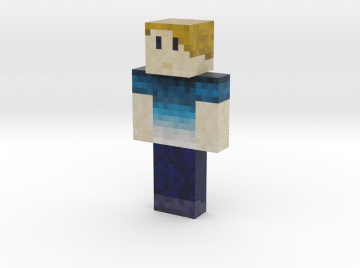 salty_porridge | Minecraft toy 3d printed