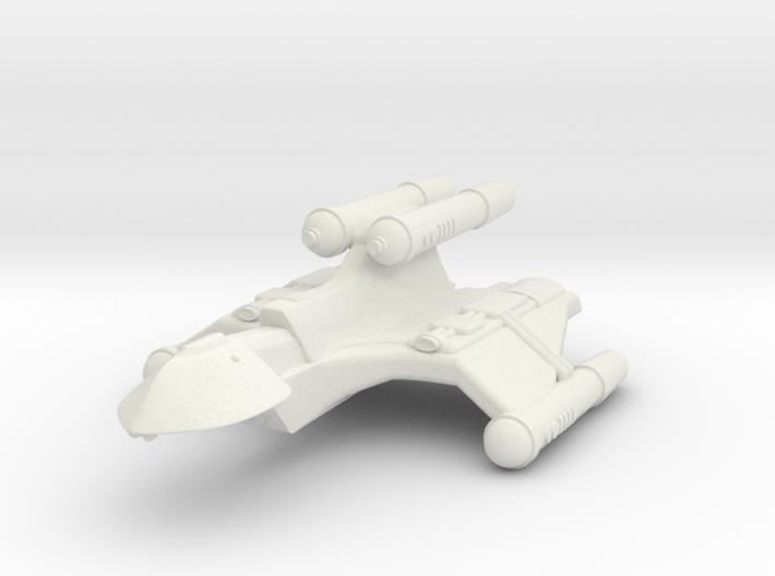 3125 Scale Romulan FlameHawk+ Mauler MGL 3d printed
