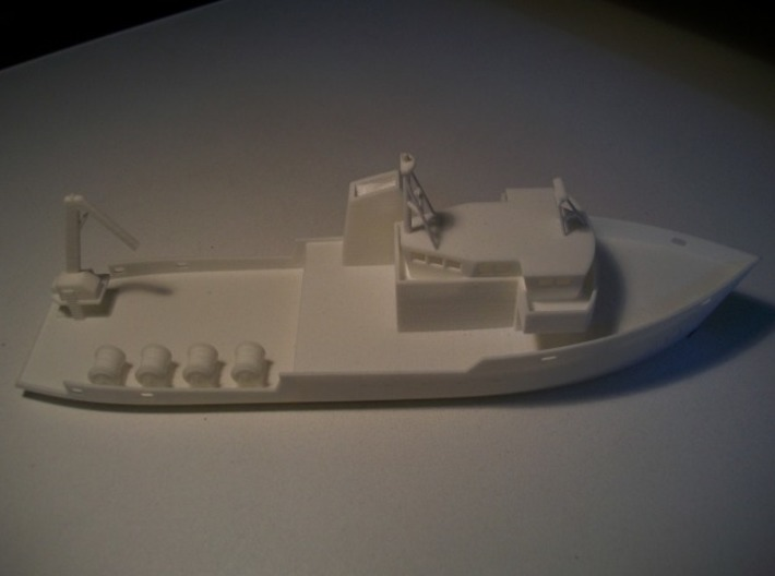 031A Liberty star 1/288 3d printed