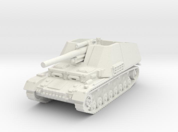 Hummel SPG Tank 1/32 3d printed
