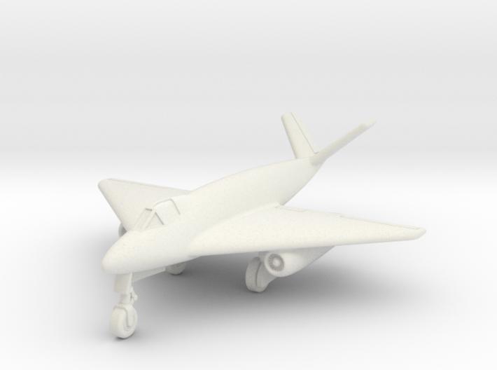 (1:144) Messerschmitt Me 262 Delta Aufklarer Ia 3d printed