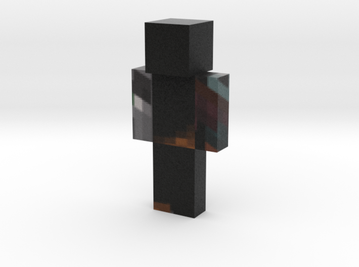 220px-Pillager | Minecraft toy 3d printed