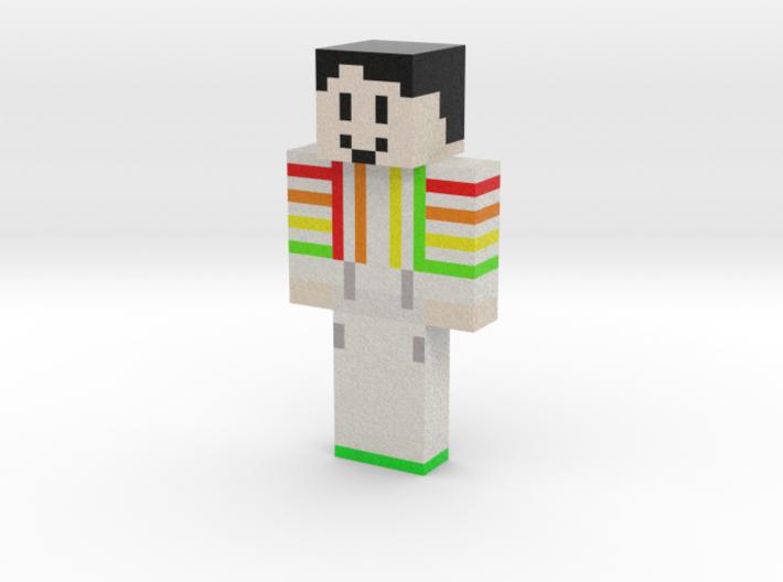 Hayato15 | Minecraft toy 3d printed