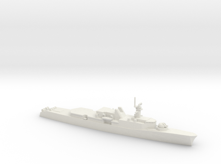 1/700 Scale HMCS Annapolis DDH 265 3d printed