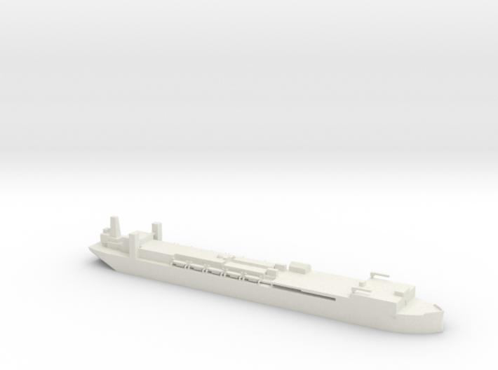 1/1250 Scale USNS Mercy Hospital Ship T-AHS-19 3d printed