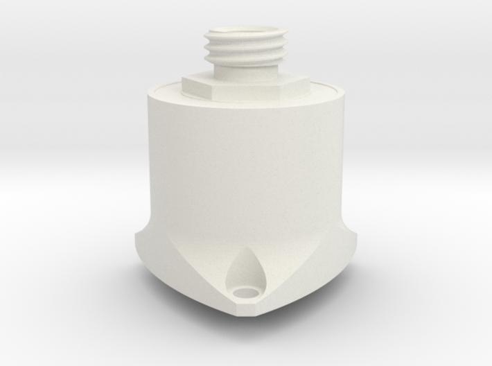 1:1 Apollo RCS Fuel Soleniod 3d printed