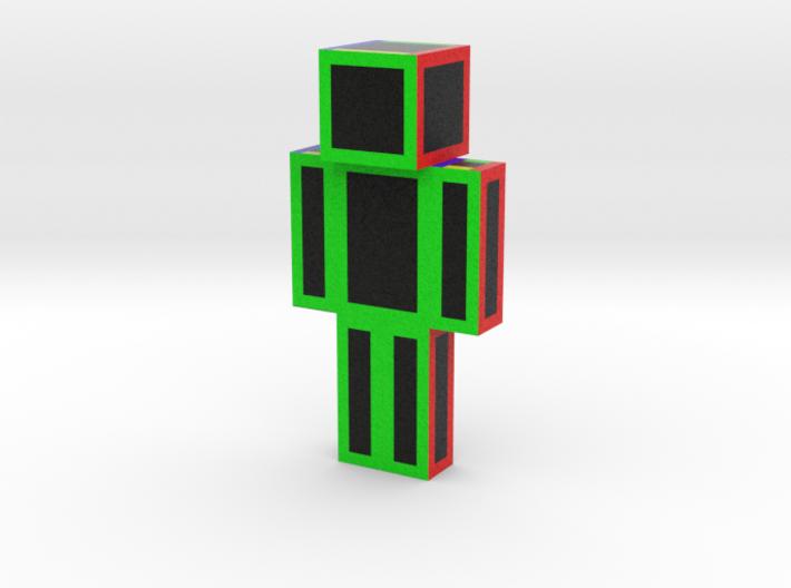 itchydinojake1   Minecraft toy 3d printed
