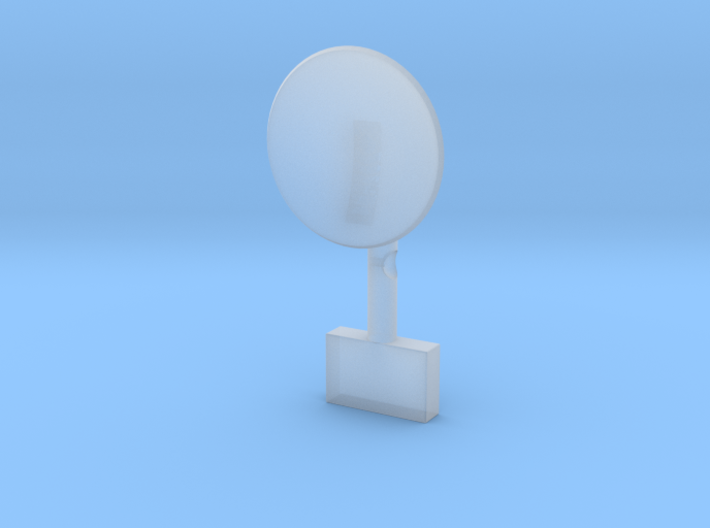 S Band antenna -Grumman model 3d printed