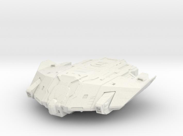 Type-9 Heavy: Elite Dangerous 3d printed