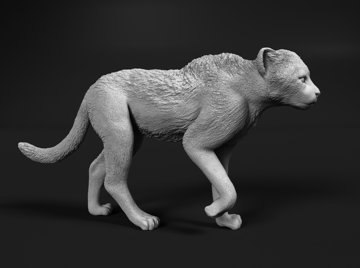 Cheetah 1:48 Walking Cub 2 3d printed