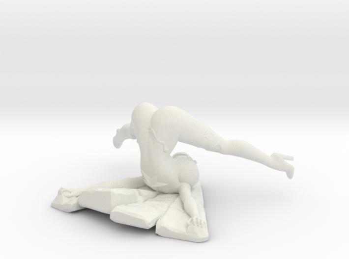 Aimsee Bad Landing 3.5'' Topless Versatile Plastic 3d printed