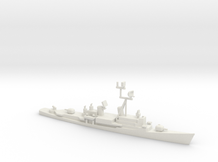 1/1250 Scale HMAS Perth Class Destroyer 3d printed