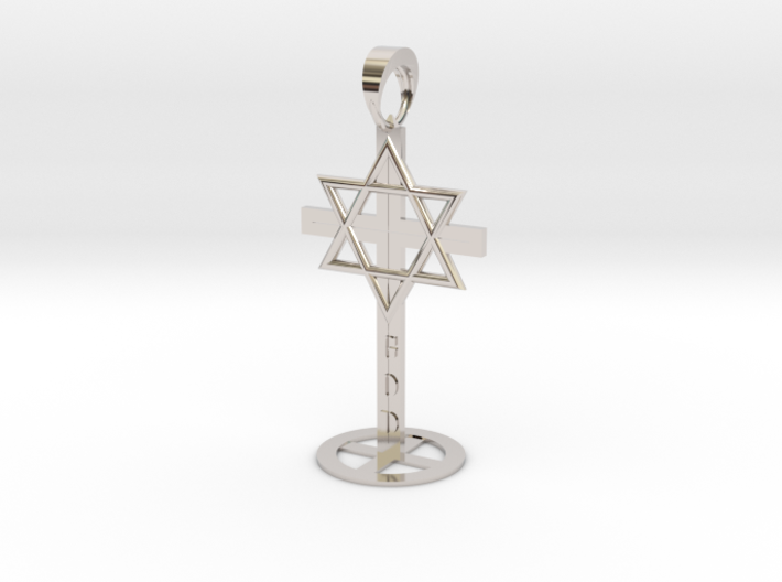 Prophecy_Sculpture_Christianity_Islam_Judaism_smal 3d printed