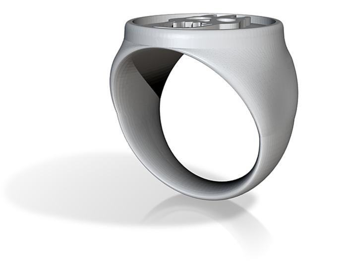 Grayskull Ring (21) 3d printed