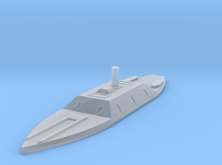 1/1200 CSS Columbia 3d printed
