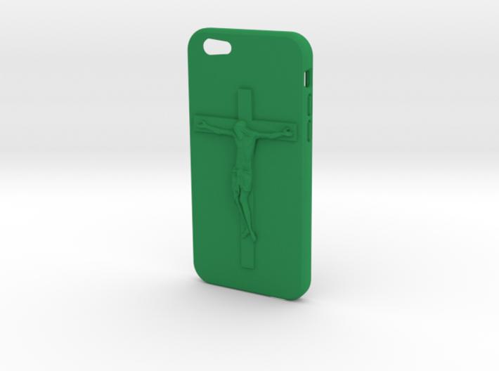 IPhone 6 Jesus Case 3d printed