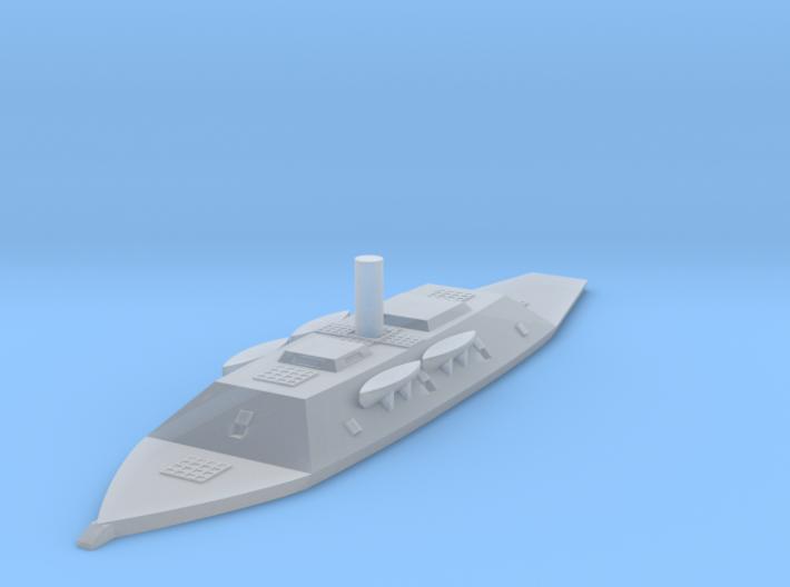 1/1000 CSS Charleston 3d printed