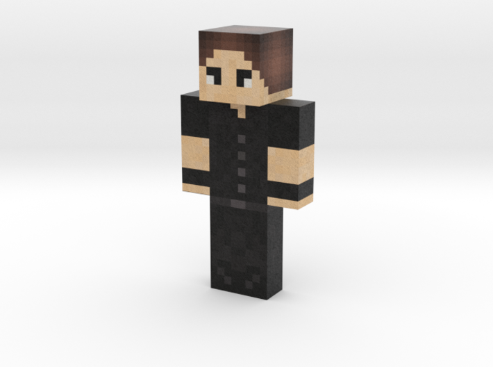 jaketowt | Minecraft toy 3d printed