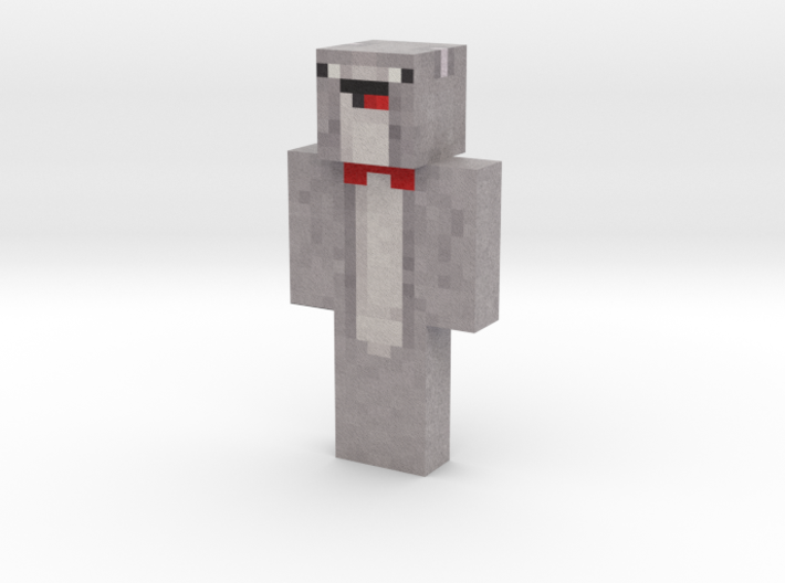 yourpalross | Minecraft toy 3d printed