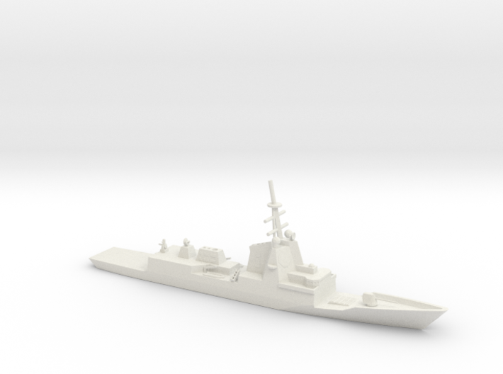 1/600 Scale HMAS Hobart D-39 Class Destroyer 3d printed