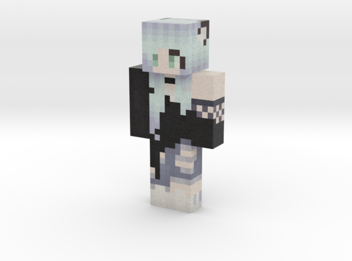 Stormix_HD   Minecraft toy 3d printed