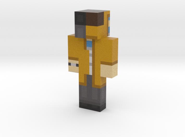4C4E0DC6-AFEE-4CEE-8895-869A16C3700C | Minecraft t 3d printed